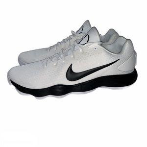 Nike Hyperdunk 2017 Hi Top Sneaker White Black